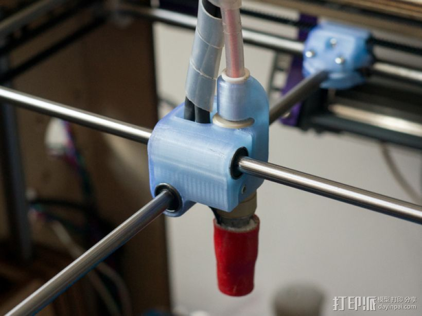 接头 3D打印模型渲染图