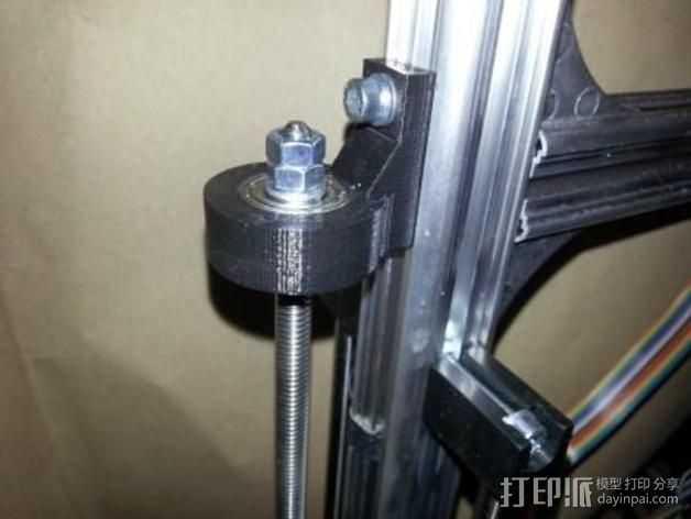 K8200适配器 3D打印模型渲染图