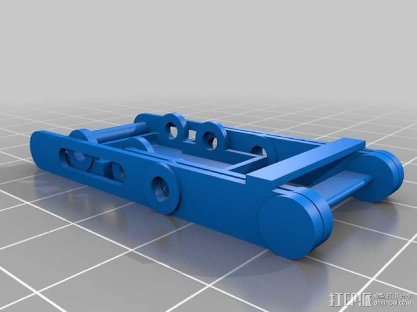 迷你椅子 3D打印模型渲染图