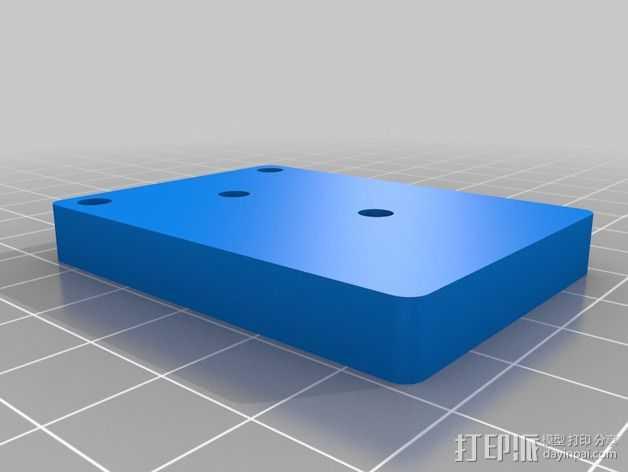 模具 3D打印模型渲染图