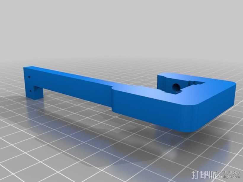 K8200 适配器合集 3D打印模型渲染图