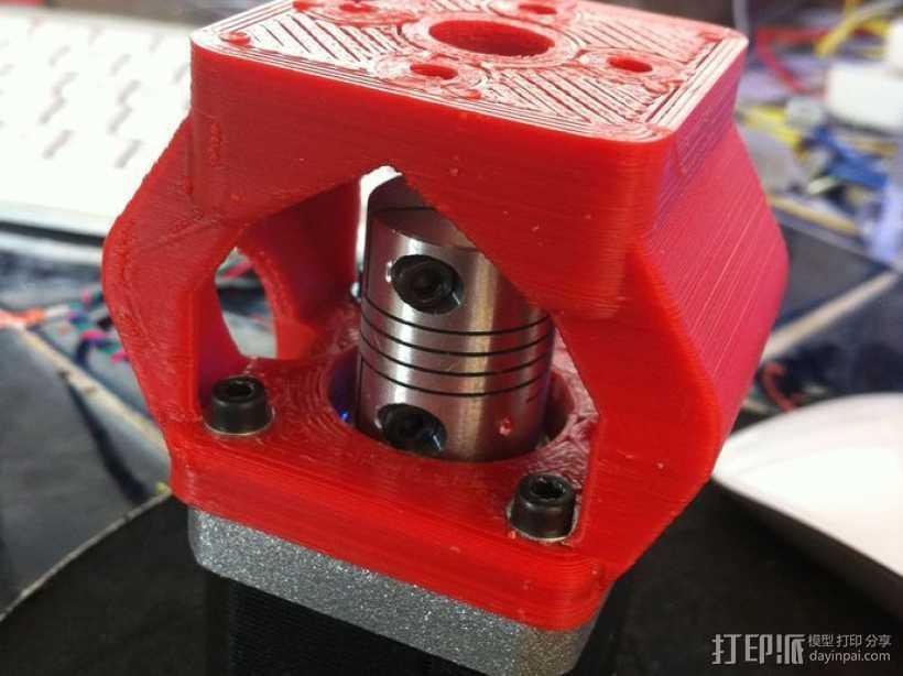 直接驱动V2 3D打印模型渲染图