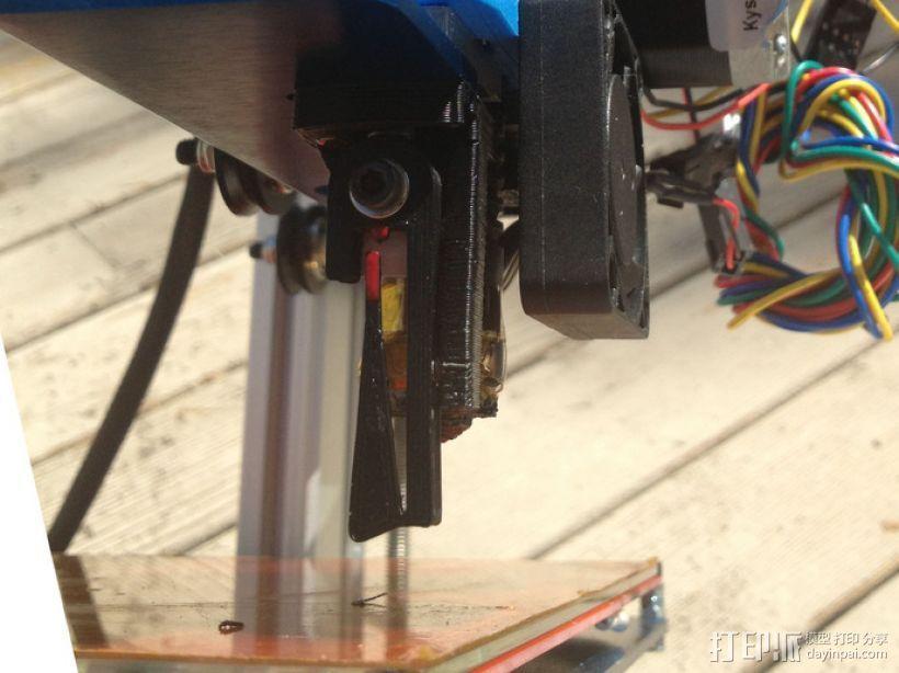 针规 3D打印模型渲染图