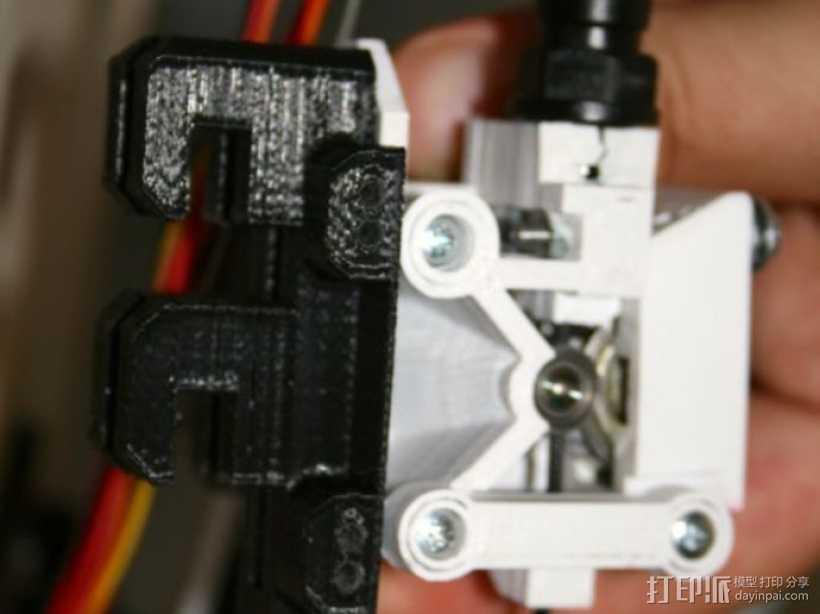 Airtripper适配器 3D打印模型渲染图