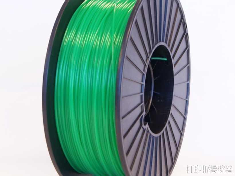 防卷翘PLA 3D打印模型渲染图