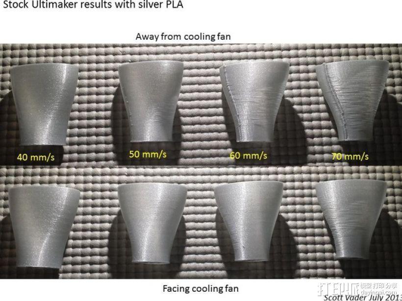 赛车花瓶 3D打印模型渲染图