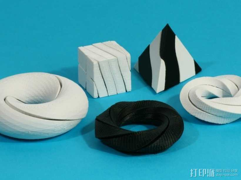 益智游戏 锁螺丝 3D打印模型渲染图