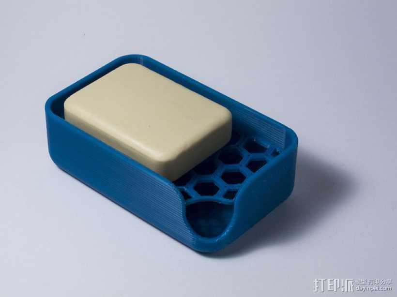 迷你肥皂盒模型 3D打印模型渲染图