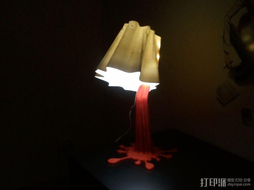 个性化灯罩模型 3D打印模型渲染图