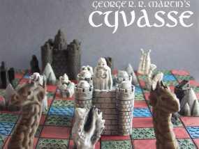 乔治·R·R·马丁的Cyvasse(非官方的游戏)