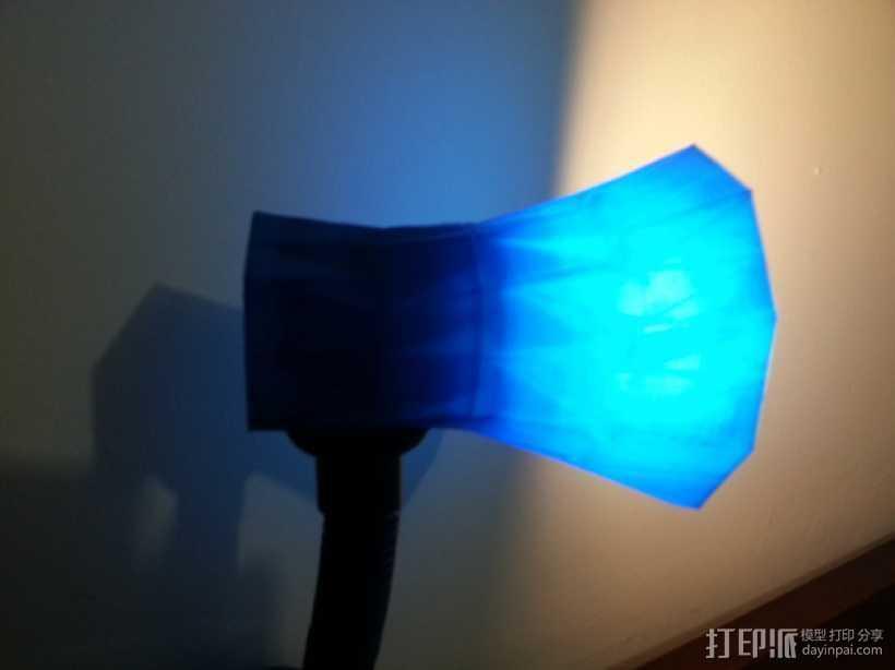经典灯罩模型 3D打印模型渲染图