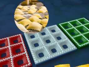 方形饺子制作模具