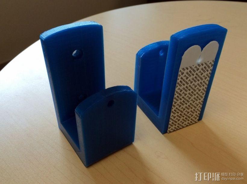 笔记本电脑托架 3D打印模型渲染图