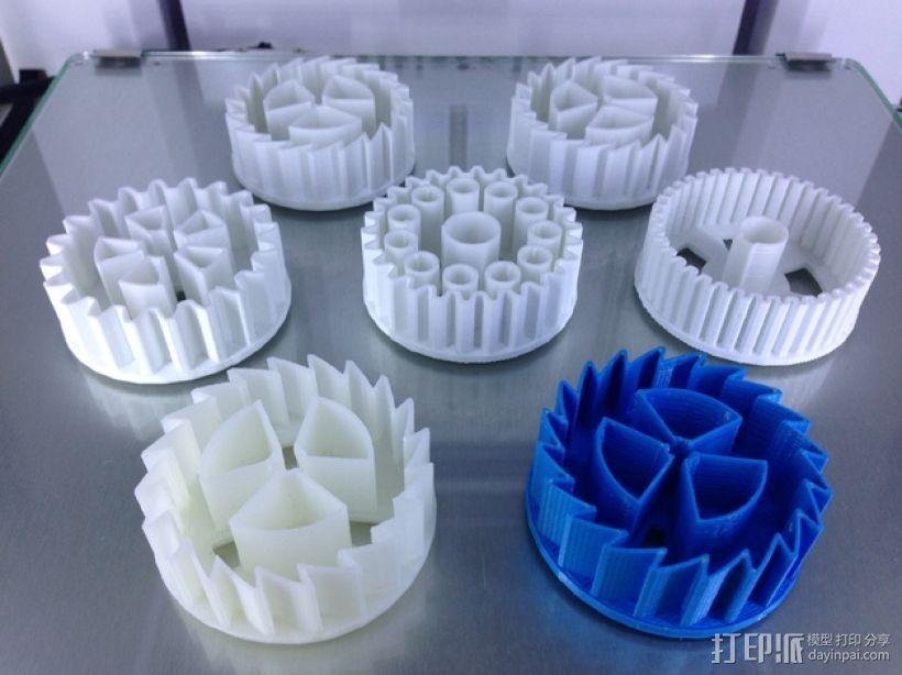 39齿轮刀具 3D打印模型渲染图