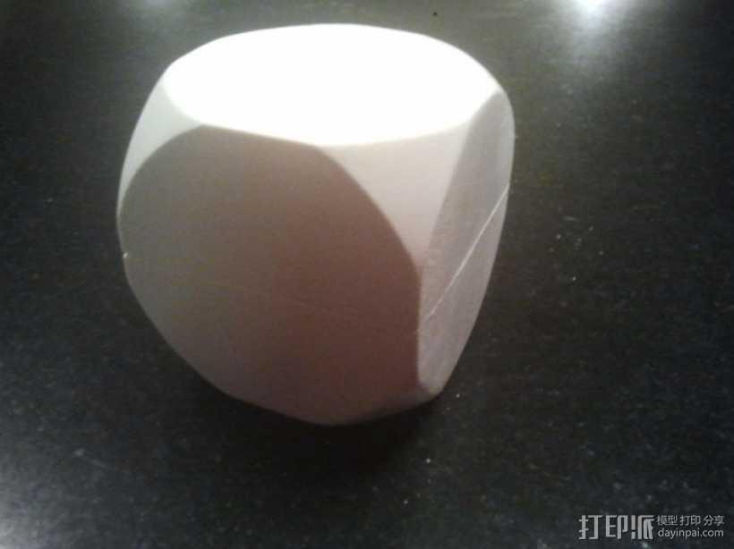 迷你小盒 3D打印模型渲染图