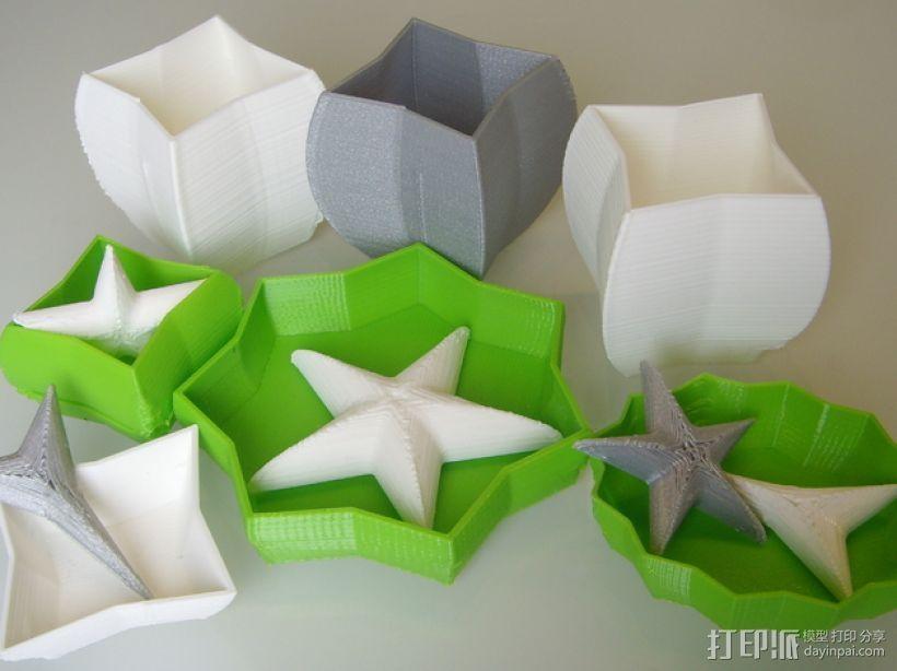 定制化碗/杯/花瓶 3D打印模型渲染图
