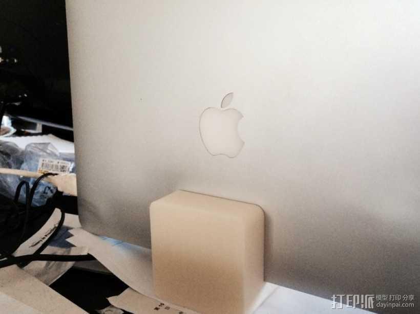MacBook平板电脑站架/支架 3D打印模型渲染图