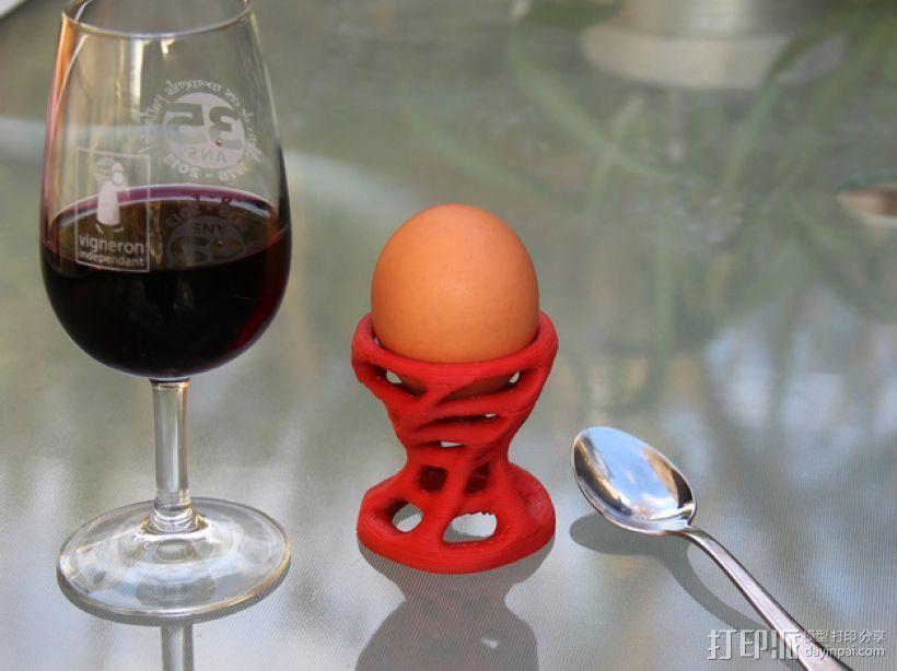 蛋杯V2 3D打印模型渲染图