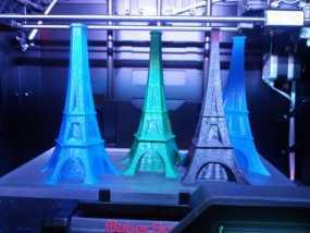 艾菲尔铁塔形花瓶