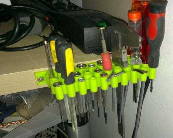 通用工具架 3D打印模型渲染图