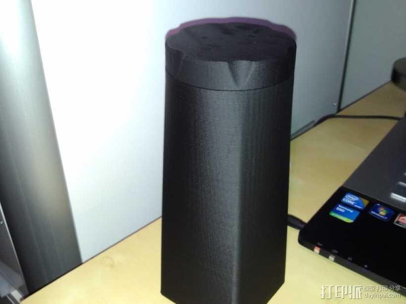 Senseo沁心浓咖啡软包罐 3D打印模型渲染图