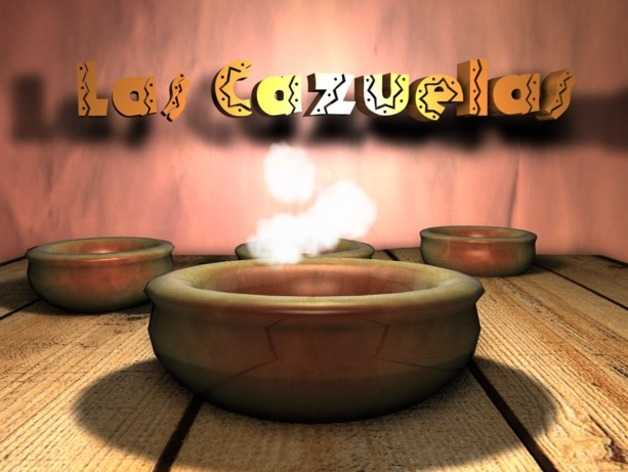 墨西哥传统盘子Cazuela 3D打印模型渲染图