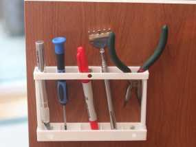 迷你橱柜工具架