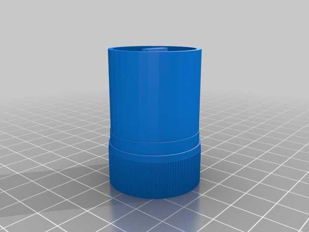 起泡器 3D打印模型渲染图
