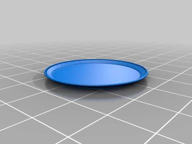 托盘 餐盘 3D打印模型渲染图