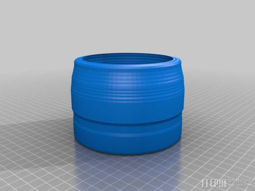 水杯1 3D打印模型渲染图
