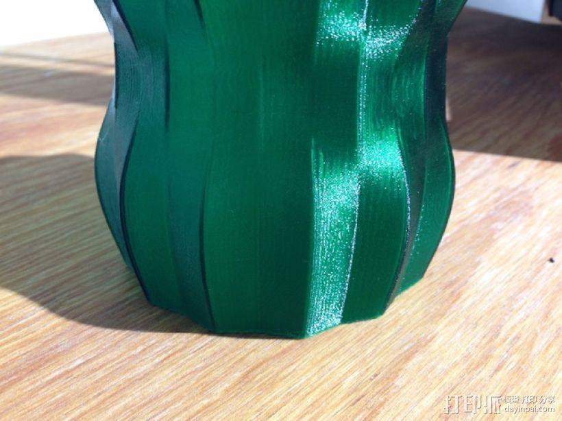个性化灯罩 3D打印模型渲染图