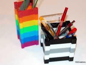 彩色多功能小盒