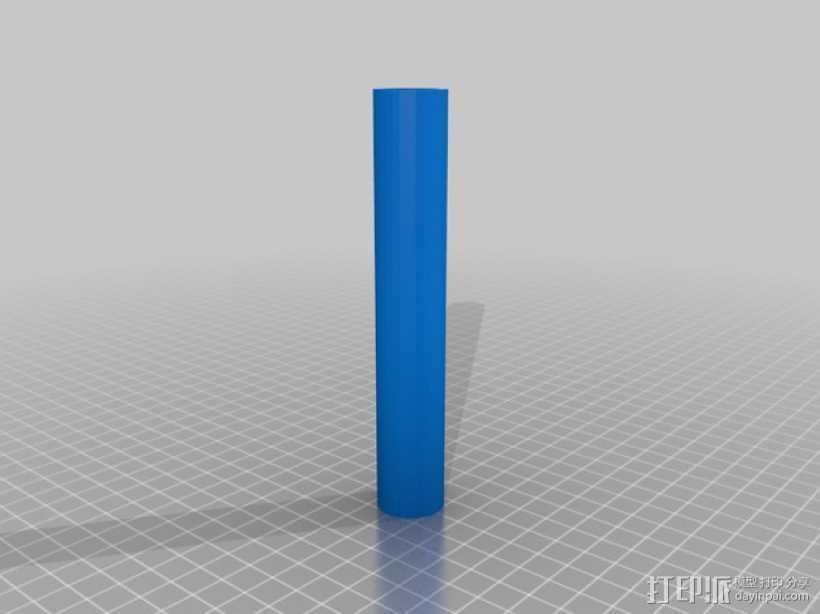 Ego 650 电子烟盒 3D打印模型渲染图