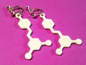 白藜芦醇分子模型