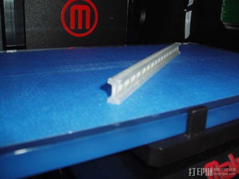 横梁模型 3D打印模型渲染图