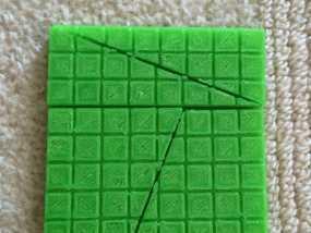 失踪的正方形 裁剪悖论
