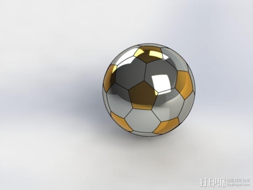 几何球体 3D打印模型渲染图
