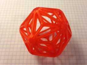 线形正二十面体