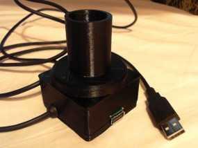 望远镜适配器