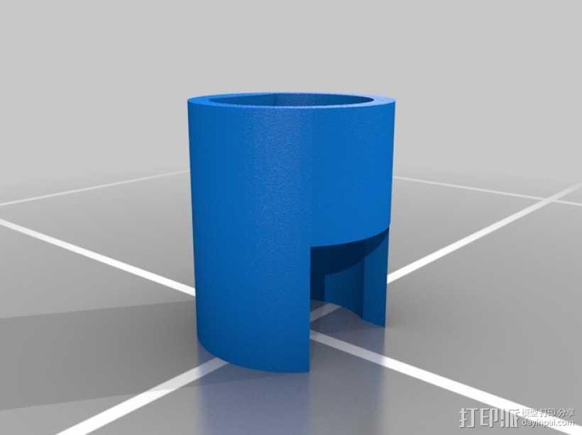血细胞分离器 3D打印模型渲染图