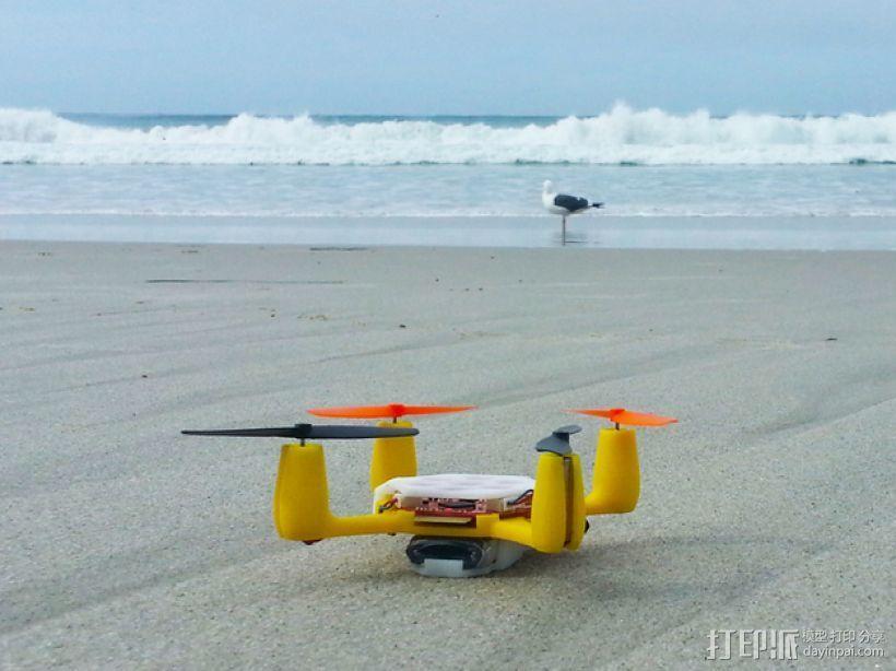 Flexbot飞行器 3D打印模型渲染图