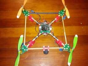 MultiWii四轴飞行器