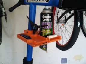 自行车工具架