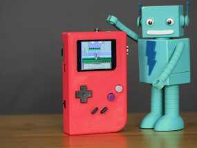 DIY树莓派游戏机