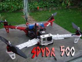 Spyda 500四轴飞行器