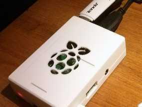 树莓派B+外壳/盒