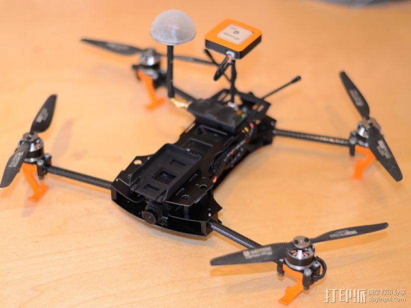 Eyefly锤头nano装置 3D打印模型渲染图