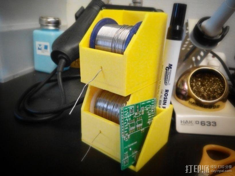 堆叠焊接站 3D打印模型渲染图