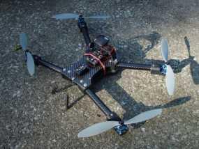 碳纤维 T4四轴飞行器