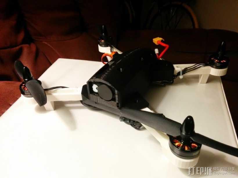 飞翔的火花 3D打印模型渲染图